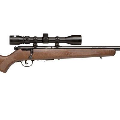 Puška Savage 17 GVXP-Sr cal. .17HMR + optika 3-9x40
