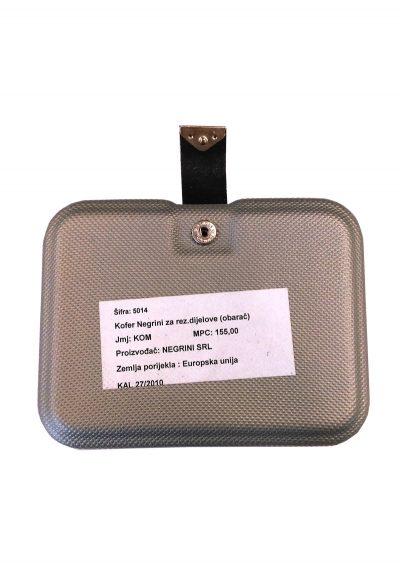 Kofer  Negrini za rezervne dijelove (obarač)