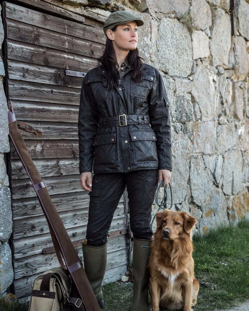 Ženska jakna Chevelier Oiler Quilt