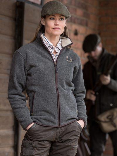 Jakna Chevalier Mainstone Lady fleece