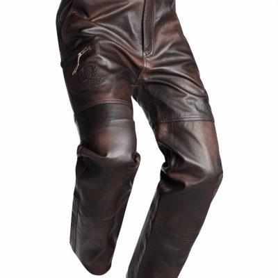 Hlače Chevalier Atle Leather