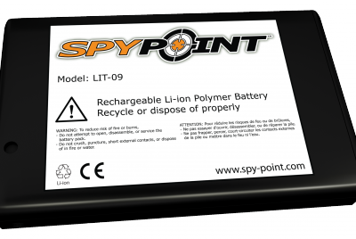 Baterija LI-ION za kamere za lovište