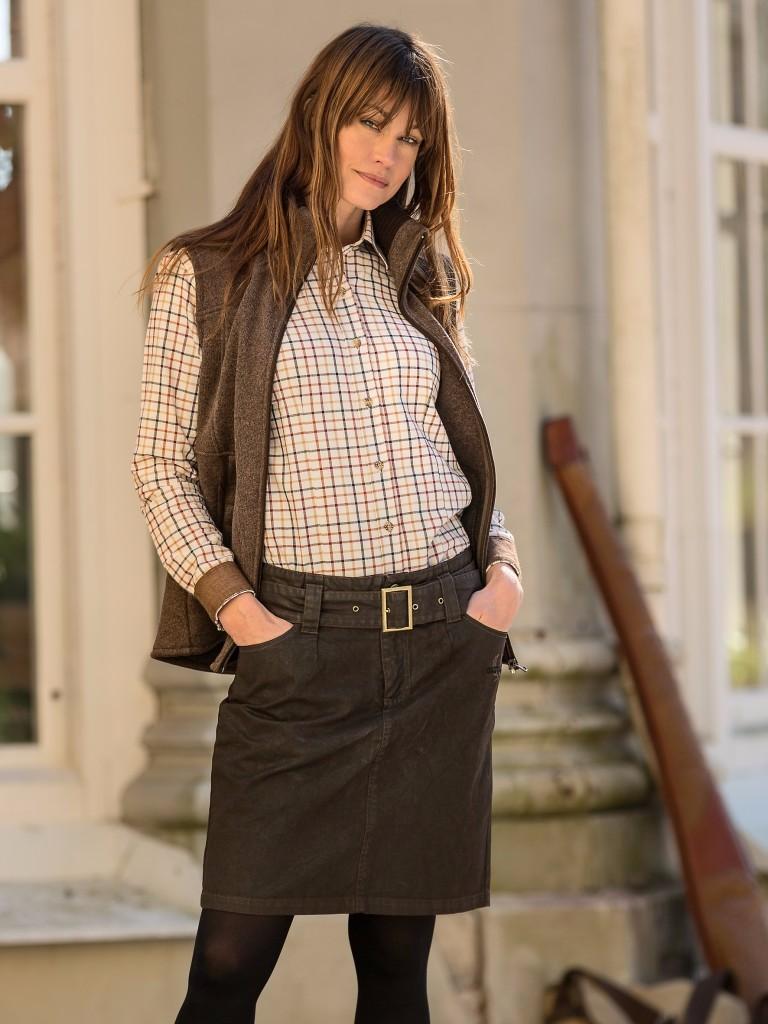 Suknja Chevelier Vintage
