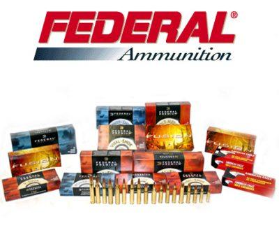 Streljivo Federal kal. 375 H&H Power shot 300graina