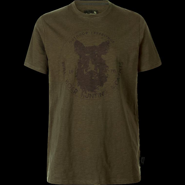 Seeland Flint T-shirt (Zelena)