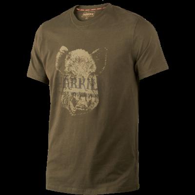 T-shirt Härkila Odin Wild boar