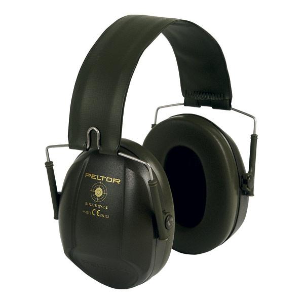 Slušalice 3M Peltor Bull S Eye I Grün