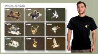 Majica Bartavel Nature (različiti motivi)
