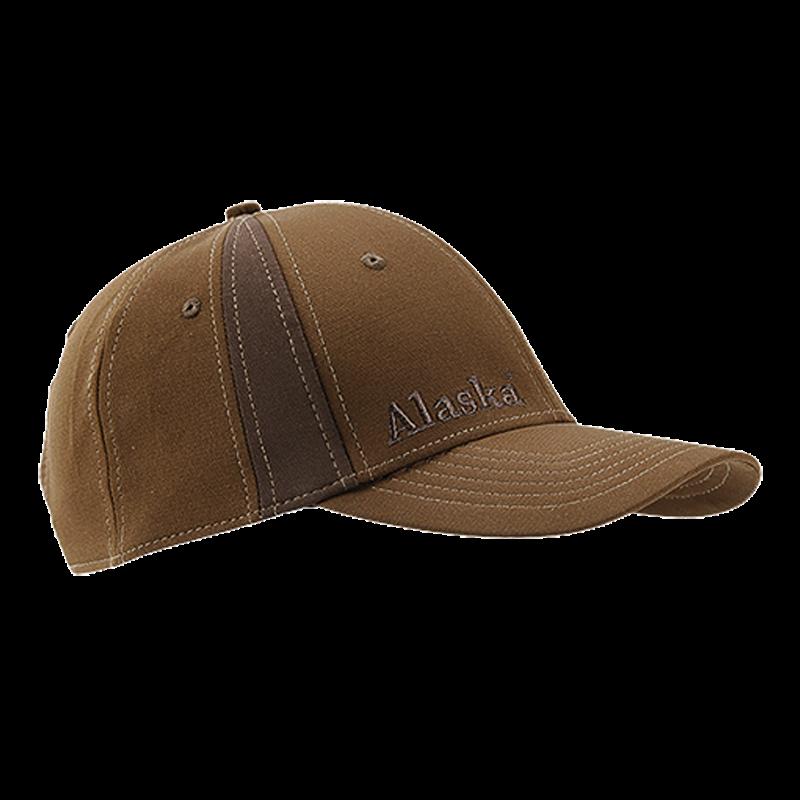 Alaska šilt kapa smeđa