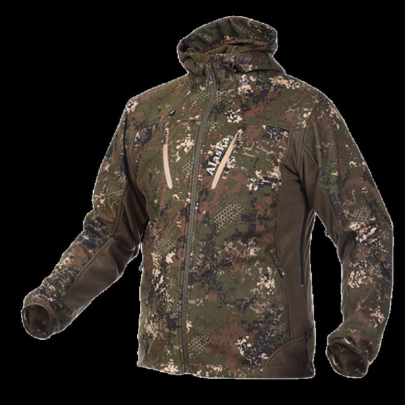 Alaska jakna Softshell