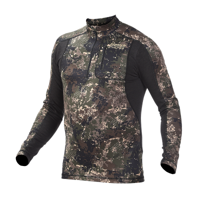 Alaska Half-Zip majica BT Invisible 240g