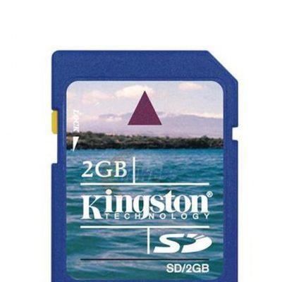 Memorijska SD kartica 2GB