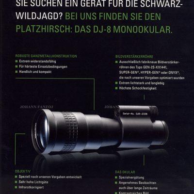 Noćni cilj. Jahnke ONYX Ultra + Zub. 120mm - AKCIJA
