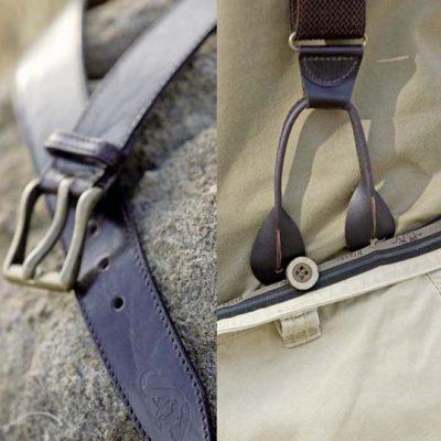 Remen za hlače Blaser Safari