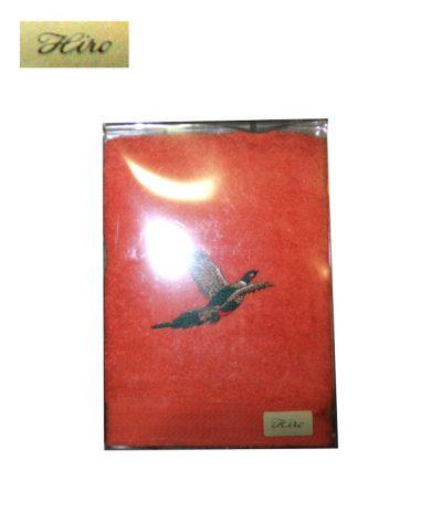 Ručnik motiv lov crveni