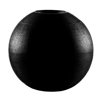 Gumena kuglica za ručicu zatvarača Nordik