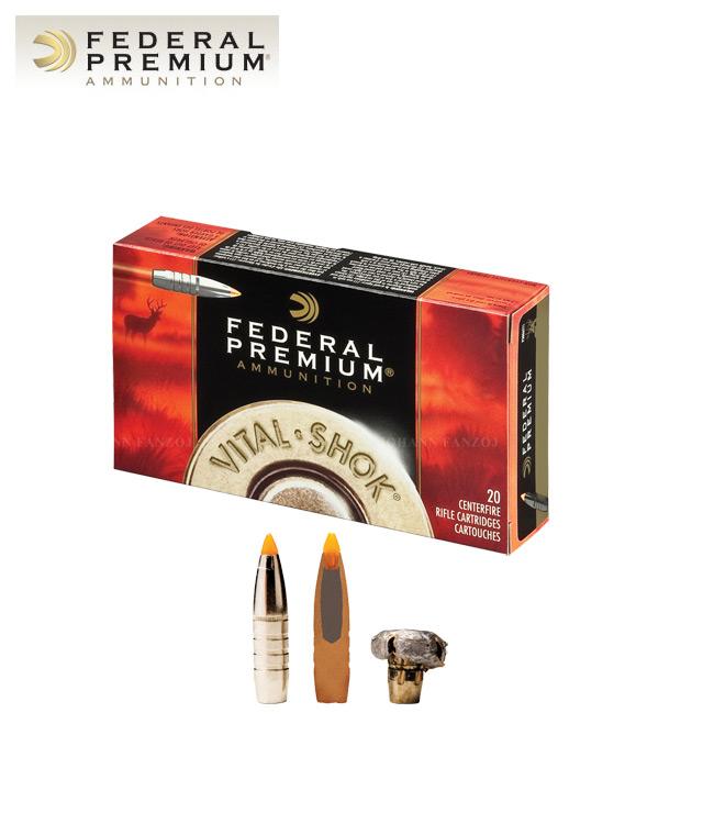 Streljivo Federal kal. 30-06 TB Vital S., 180gr.