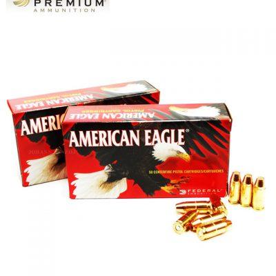 Streljivo  Federal P/R  kal. 9mm Luger, FMJ, 147gr
