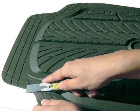 Gumirani tepisi za auto Roc Import komplet